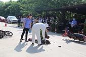VKSND huyện Hương Khê kiến nghị phòng ngừa tai nạn giao thông