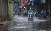 Áp thấp nhiệt đới tiếp tục gây mưa lớn diện rộng