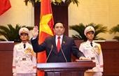 Lễ tuyên thệ nhậm chức của Thủ tướng Phạm Minh Chính