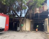 Hai vợ chồng tử vong trong vụ cháy nhiều nghi vấn tại Hải Phòng