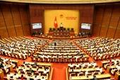 Hôm nay, Quốc hội bầu Chủ tịch nước, Phó Chủ tịch nước, Thủ tướng, Chánh án và Viện trưởng VKSND tối cao