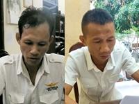 """Vụ """"trộm đất, cát"""" ở huyện Mỹ Lộc Nam Định  Đã khởi tố 2 đối tượng"""