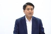 Truy tố Nguyễn Đức Chung và hàng loạt nguyên lãnh đạo Sở Kế hoạch - Đầu tư Hà Nội