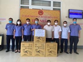 Hiệu quả từ công tác kiến nghị phòng ngừa vi phạm pháp luật của VKSND huyện Diễn Châu