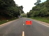 Huyện Lương Sơn Hoà Bình thực hiện giãn cách theo Chỉ thị 16