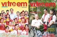 Báo Lao động và Xã hội ra mắt chuyên trang và ấn phẩm Vì trẻ em