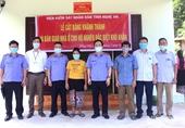 VKSND huyện Quế Phong, huyện Tân Kỳ ban hành kiến nghị Chủ tịch UBND huyện