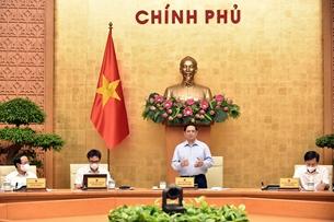 Thủ tướng Dứt khoát không để khủng hoảng y tế, khủng hoảng kinh tế - xã hội