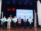 Công bố các chức danh Phó Chủ tịch Ủy ban Mặt trận Việt Nam TP HCM