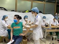 Đẩy nhanh độ bao phủ tiêm vắc xin COVID-19 tại TP Hồ Chí Minh