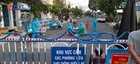 Phong tỏa 11 xã, phường tại Nha Trang, người dân không ra đường từ 17h tối đến 6h sáng