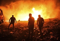 Cháy rừng đe dọa nhiều khu du lịch nổi tiếng ở Thổ Nhĩ Kỳ, nhiều quốc gia gửi máy bay hỗ trợ dập lửa