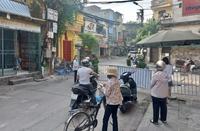 Hà Nội Cách ly y tế khoảng 23 000 dân cư phường Chương Dương