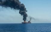 Iran phủ nhận cáo buộc tấn công tàu dầu Israel bằng UAV khiến 2 thủy thủ thiệt mạng