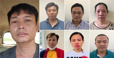VKSND tối cao phê chuẩn khởi tố, bắt Tổng Giám đốc Công ty Công viên cây xanh Hà Nội