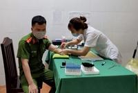3 cán bộ Công an hiến máu cứu sản phụ qua cơn nguy kịch
