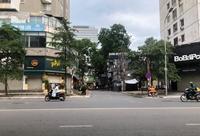 Đường phố Hà Nội ngày thứ 9 thực hiện giãn cách