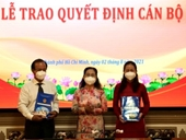 Bà Đỗ Thị Minh Quân giữ chức vụ Chánh Văn phòng Đoàn ĐBQH và HĐND TP HCM