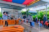 Đình chỉ công tác các lãnh đạo phường Lộc Sơn vì thiếu trách nhiệm phòng, chống COVID-19