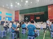 Chủ tịch UBND tỉnh Quảng Nam nói gì về việc các doanh nghiệp BĐS và xây dựng được ưu tiên tiêm vắc xin