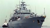 Đức phái chiến hạm tới châu Á lần đầu tiên sau 20 năm