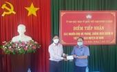 VKSND huyện Cư Kuin ủng hộ công tác phòng, chống COVID-19