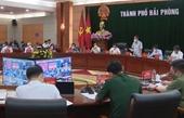 TP Hải Phòng hỗ trợ người dân xa quê ở TP HCM đang gặp khó khăn 2 triệu đồng hộ