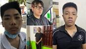 Chân dung 4 đối tượng cướp xe máy của nữ lao công