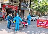 Hà Nội thêm 26 ca nhiễm mới, có 1 nhân viên y tế Bệnh viện đa khoa Thường Tín