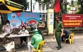 Hà Nội xử phạt 1 203 trường hợp vi phạm phòng, chống dịch với hơn 1,73 tỉ đồng trong ngày 5 8