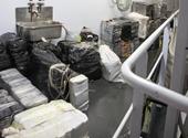Tàu Hải quân Hà Lan bắt giữ lượng ma túy khủng ngoài khơi bờ biển Venezuela