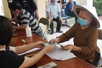 Người lao động Hà Nội nghỉ việc không lương do COVID-19 được hỗ trợ 1,5 triệu đồng