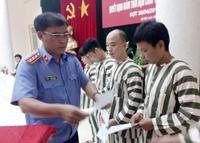 Phó Thủ tướng Phạm Bình Minh chủ trì xét duyệt hồ sơ đề nghị đặc xá trong trường hợp đặc biệt