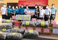 Hà Tĩnh chi 2 tỉ đồng hỗ trợ công dân ở các tỉnh phía Nam