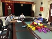 VKSND thành phố Lai Châu tham gia phiên họp xét giảm nghĩa vụ thi hành án dân sự