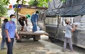 VKSND tỉnh An Giang tặng 400 suất quà hỗ trợ người dân gặp khó khăn do dịch COVID-19