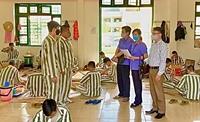 Bảo đảm công tác kiểm sát và phòng, chống dịch tại cơ sở giam giữ