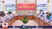 Thủ tướng Phạm Minh Chính làm việc với lãnh đạo TP HCM