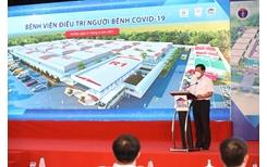 Sun Group ủng hộ 100 tỷ đồng xây dựng Bệnh viện dã chiến lớn hàng đầu Hà Nội