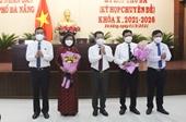 UBND TP Đà Nẵng có 2 tân Phó Chủ tịch