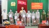 Trại tạm giam Công an tỉnh Thanh Hóa trao quyết định đặc xá cho 6 phạm nhân