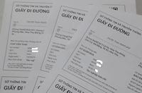 Cơ quan nào tại Đà Nẵng được phép cấp giấy đi đường