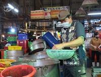 TP HCM chưa có chủ trương mở lại chợ truyền thống