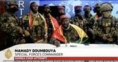 Binh biến ở Guinea, Tổng thống Alpha Conde bị bắt giữ