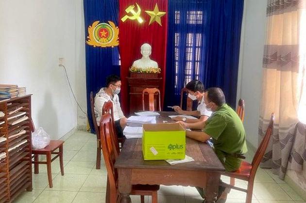 Quảng Nam: Triệt phá đường dây mua bán, làm giả giấy tờ quy mô lớn