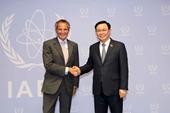 IAEA tặng Việt Nam lô thiết bị và sinh phẩm y tế trị giá gần 500 000 Euro