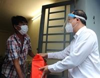 Hơn 1,6 triệu túi an sinh được chuyển tới người dân TP Hồ Chí Minh