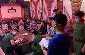 17 nam thanh nữ tú bất chấp giãn cách, tụ tập hát karaoke, mở tiệc ma túy