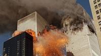 Những hình ảnh kinh hoàng sau vụ tấn công khủng bố 11 9 tròn 20 năm trước