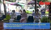 1 020 'bà bầu' tại quận Hoàng Mai Hà Nội được tiêm vaccine phòng COVID-19